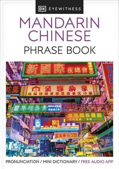 Chinese: Eyewitness Travel Phrase Book