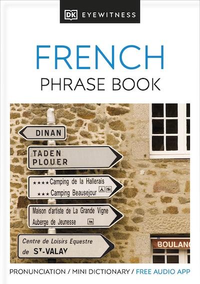 French Phrase Book: Eyewitness Travel