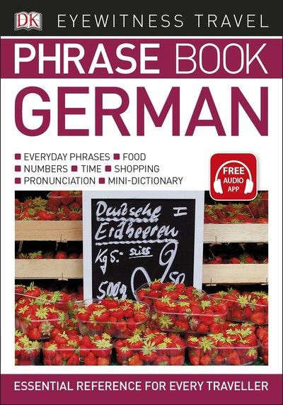German: Eyewitness Travel Phrase Book