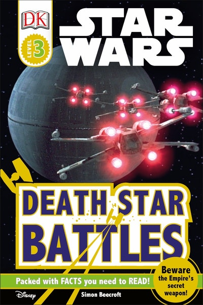 DK Reader: Star Wars: Death Star Battles