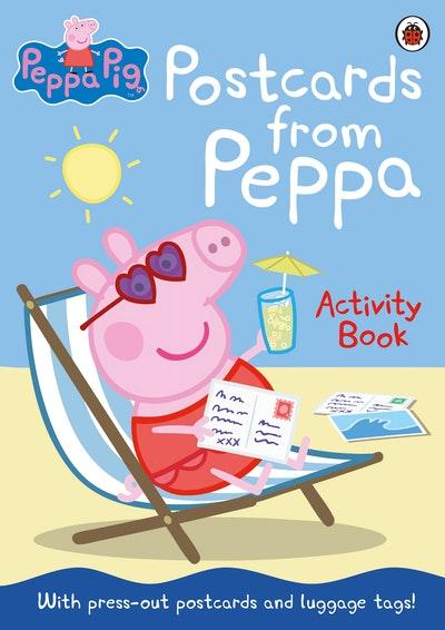 Peppa Pig: Postcards from Peppa