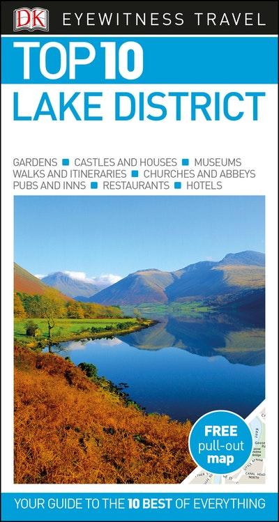 Top 10 Lake District: Eyewitness Travel Guide