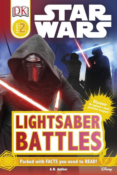 DK Reader: Star Wars: Lightsaber Battles