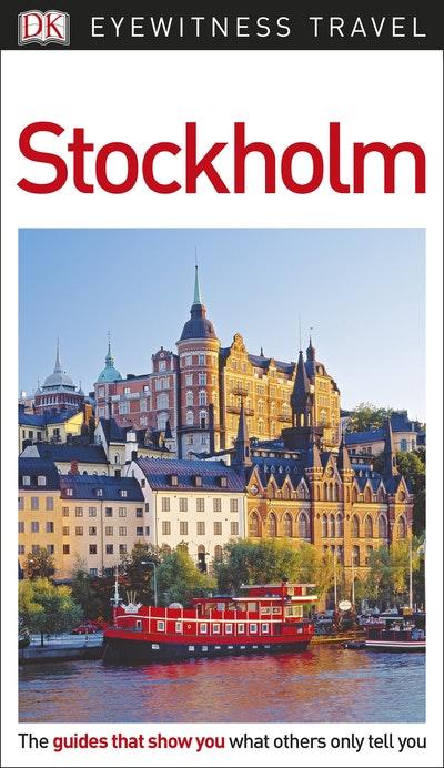 Stockholm: Eyewitness Travel Guide
