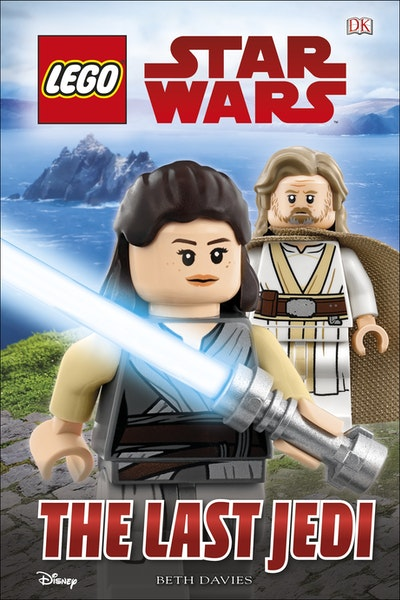 DK Reader LEGO Star Wars The Last Jedi