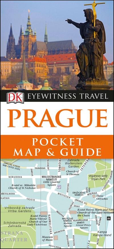 Dk Eyewitness Pocket Map And Guide Prague