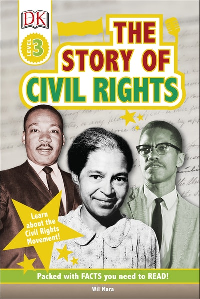 DK Reader: The Story Of Civil Rights