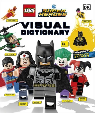 LEGO DC Comics Super Heroes Visual Dictionary