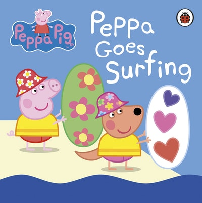 Peppa Pig: Peppa Goes Surfing