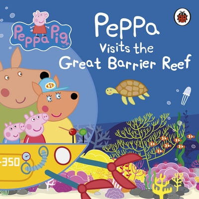 Peppa Pig: Peppa Visits the Great Barrier Reef
