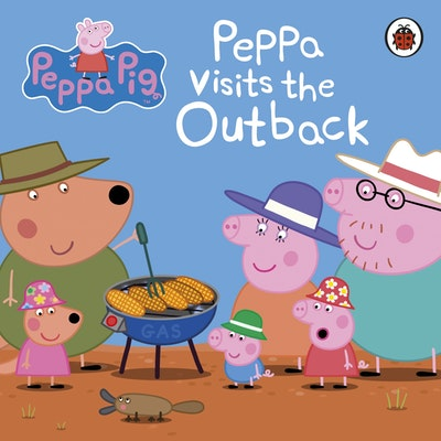 Peppa Pig: Peppa Visits the Outback