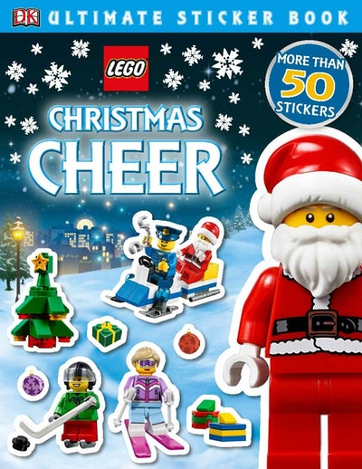 LEGO Christmas Cheer Ultimate Sticker Collection