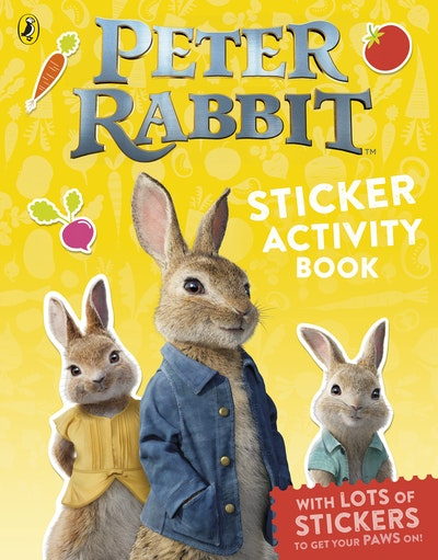 Peter Rabbit The Movie: Sticker Activity Book