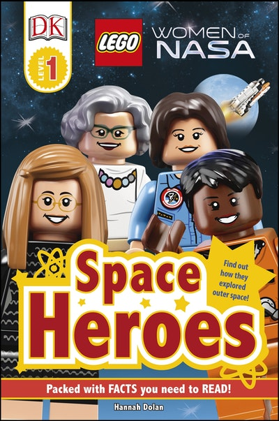 DK Reader: LEGO® Women of NASA