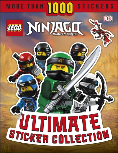 LEGO NINJAGO Ultimate Sticker Collection