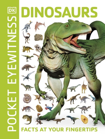 Pocket Eyewitness Dinosaurs
