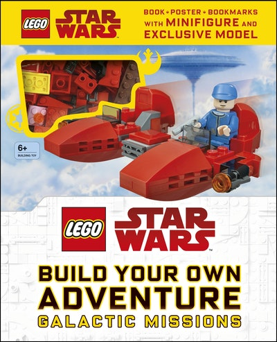 LEGO® Star Wars Build Your Own Adventure Galactic Missions