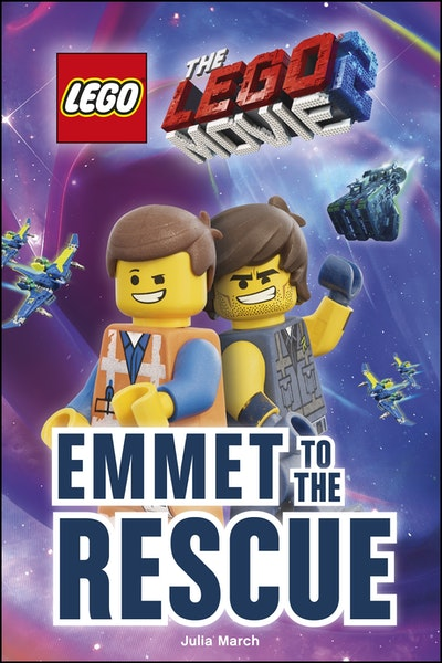 The LEGO Movie 2 Emmet to the Rescue: DK READER LEVEL 1