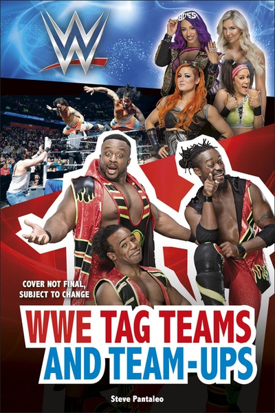 WWE Tag-Teams and Team-Ups DK Reader Level 2