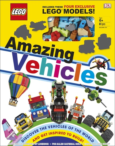LEGO®: Amazing Vehicles