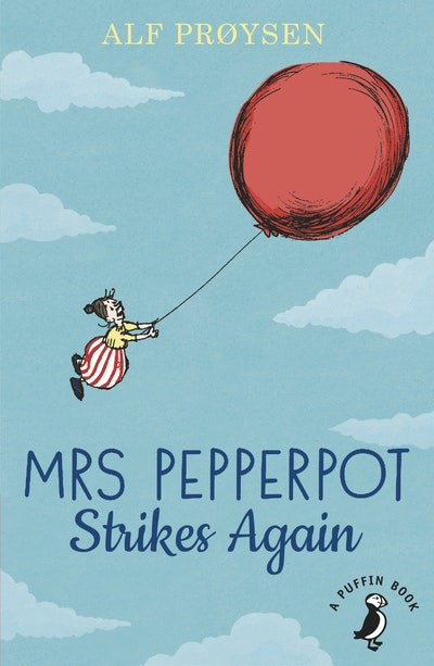 Mrs Pepperpot Strikes Again