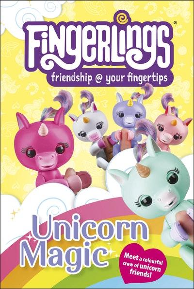 Fingerlings Unicorn Magic: DK READER LEVEL 1