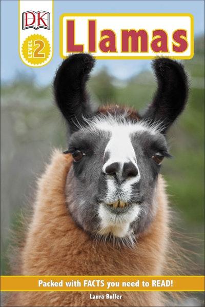 Llamas (DK Reader)