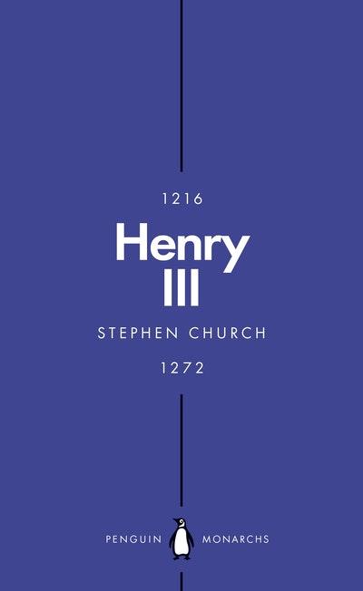 Henry III (Penguin Monarchs)