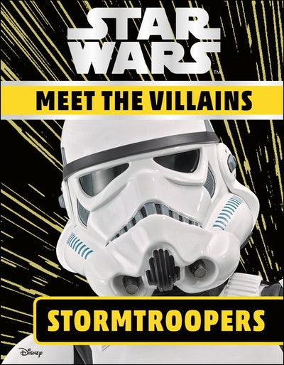 Star Wars Meet the Villains Stormtrooper