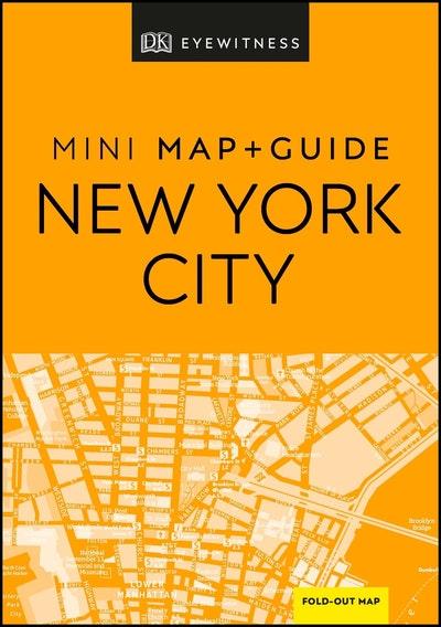New York City Mini Map & Guide