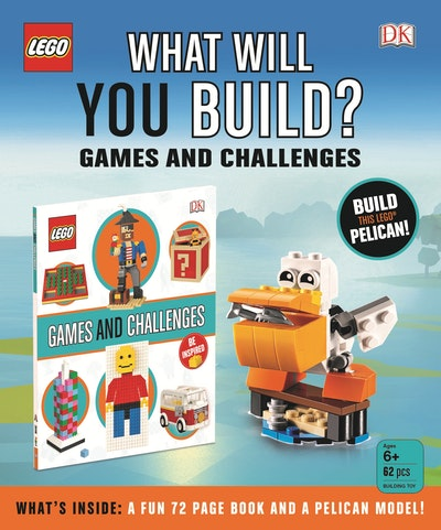 LEGO® What Will You Build?: Games & Challenges