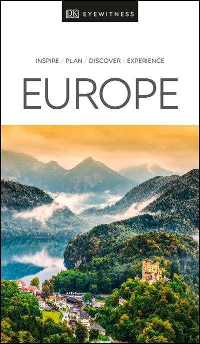 Europe: Eyewitness Travel Guide