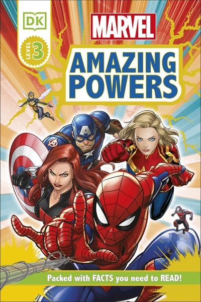 Marvel Amazing Powers