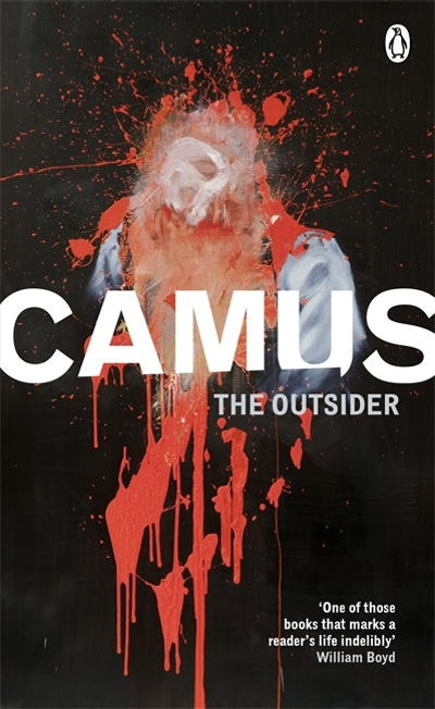 Book Cover: The Outsider