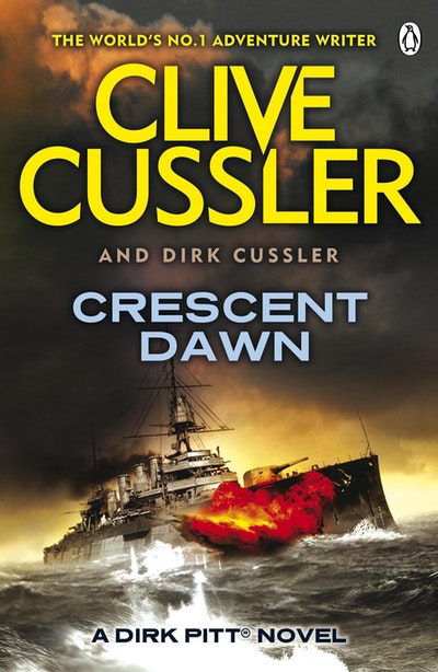 Book Cover:  Crescent Dawn: A Dirk Pitt Adventure
