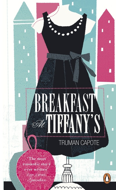 Book Cover:  Breakfast at Tiffany's