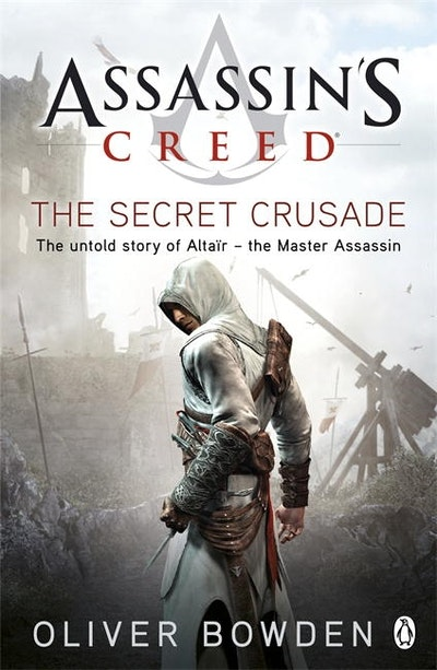Book Cover:  Assassin's Creed: The Secret Crusade