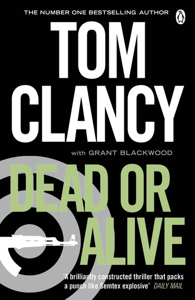 Book Cover:  Dead or Alive