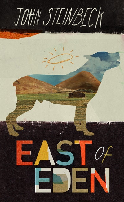 Book Cover:  East of Eden
