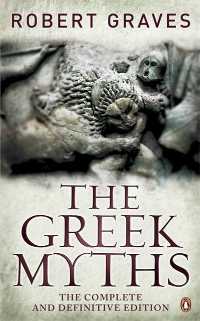 Book Cover: The Greek Myths: The Complete and Definitive Edition