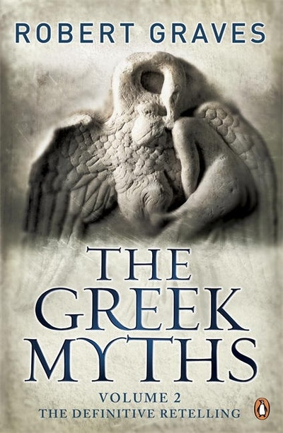 Book Cover:  Greek Myths Volume 2, The