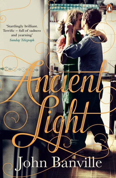 Book Cover:  Ancient Light