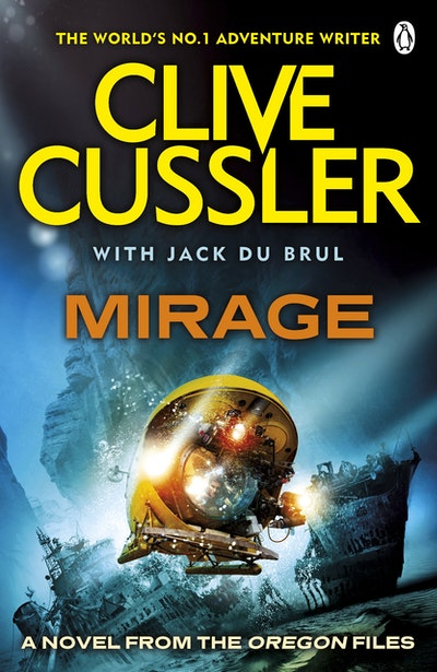 Book Cover:  Mirage: Oregon Files
