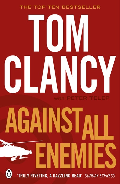 Book Cover:  Against All Enemies