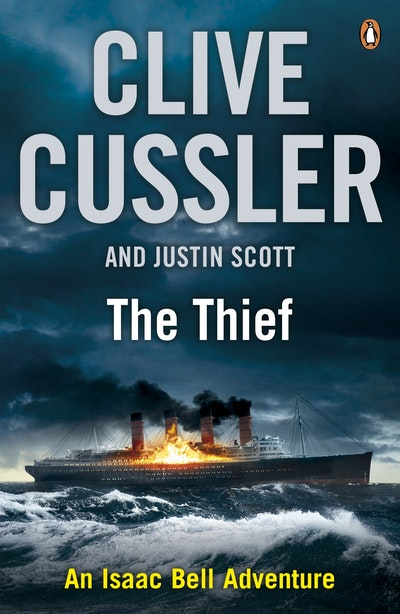 Book Cover: The Thief: An Isaac Bell Adventure