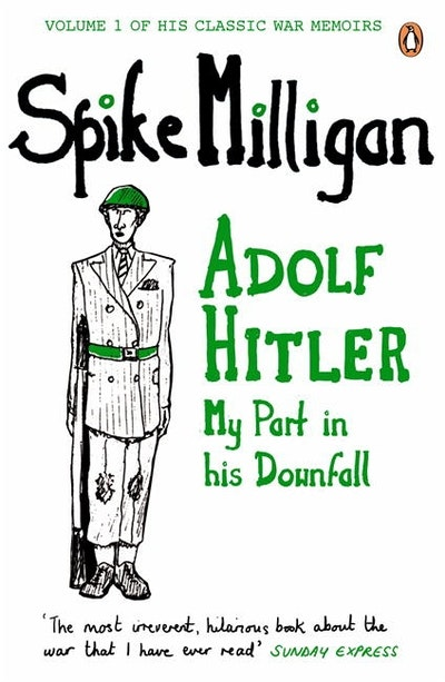 Book Cover:  Adolf Hitler