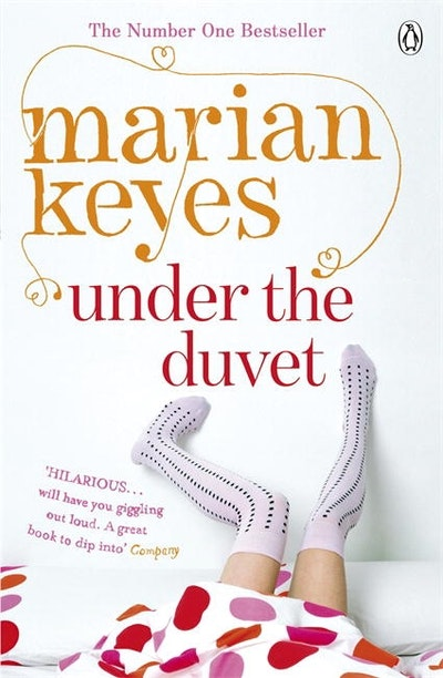 Book Cover:  Under The Duvet