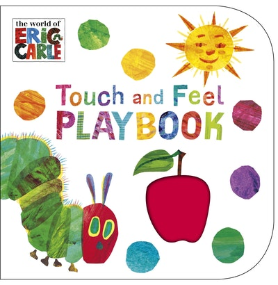 Book Cover: The Very Hungry Caterpillar: Touch and Feel Playbook