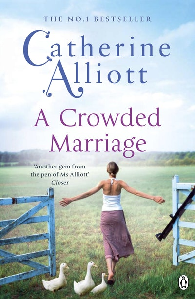 Book Cover: A Crowded Marriage