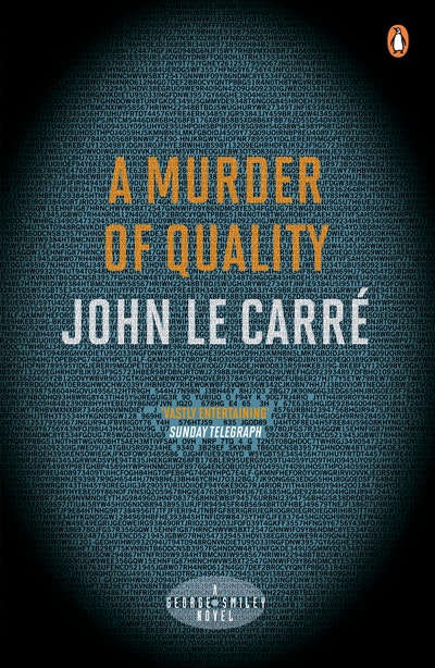 Book Cover: A Murder of Quality